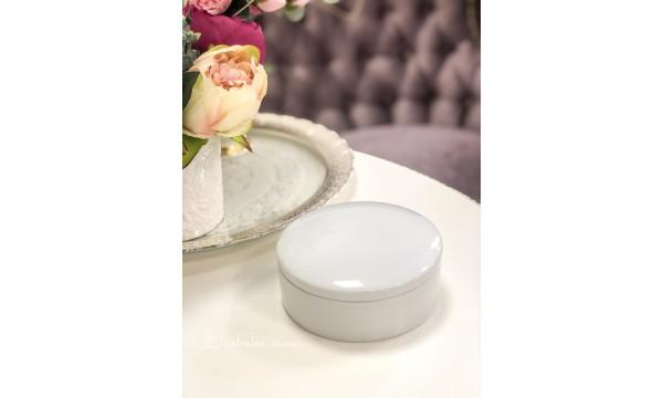 ROSENTHAL balto porceliano dėžutė