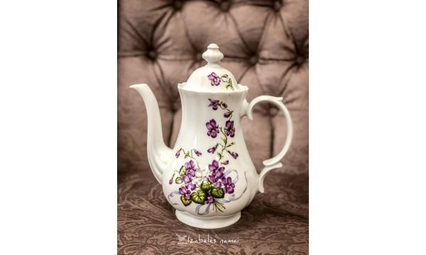 WUNSIEDEL balto porceliano kavinukas