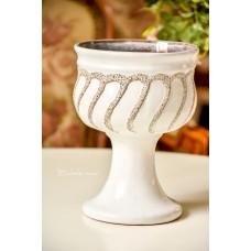 PRANCŪZIŠKOS keramikos vaza/vazonas