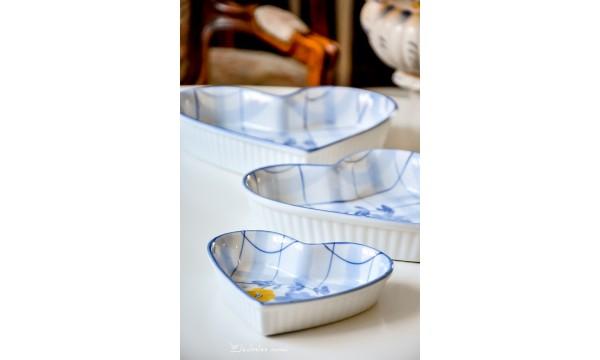 PRANCŪZIŠKO porceliano kepimo / serviravimo formos