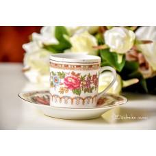 KINIŠKO porceliano puodelis espresso kavai