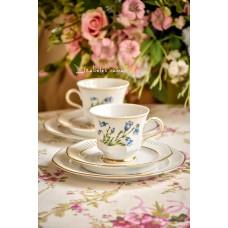 BALTO ažūrinio porceliano puodelių duetas