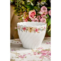 ROYAL TETTAU balto porceliano vazonas