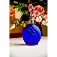 VINTAŽINIS kvepalų buteliukas su pompyte