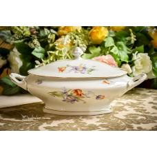 KOENIGSZELT didelė, balto porceliano sriubinė