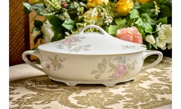 ROSENTHAL BOTICCELLI didelė, balto porceliano sriubinė