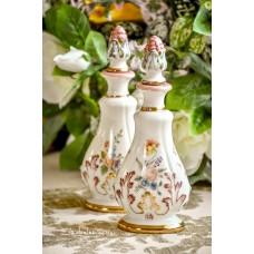 RANKOMIS tapyti, porceliano buteliukai