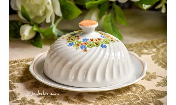 RYGOS porceliano sviestinė