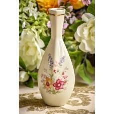 SCHIRNDING bavariško kreminio porceliano vazelė