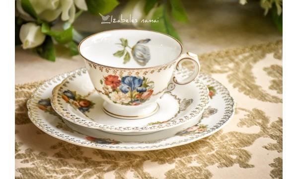ROSENTHAL balto porceliano trio