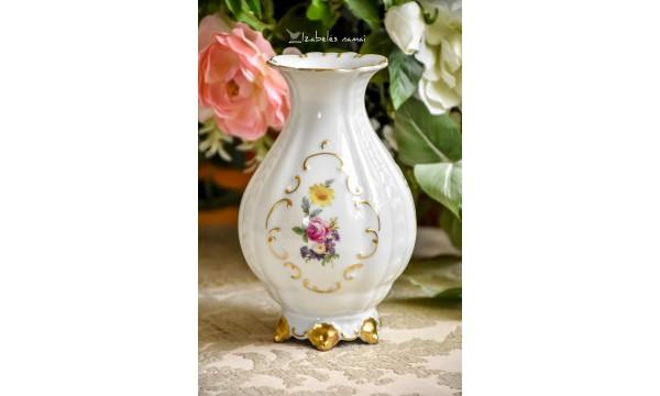 HACKEFORS balto porceliano vaza