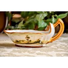 ITALIŠKA, rankų darbo keramikos padažinė