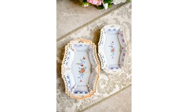 SCHWARZENHAMMER balto porceliano (su perlamutro žvilgesiu) serviravimo dubenys