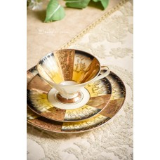 HANDEL bavariško porceliano trio