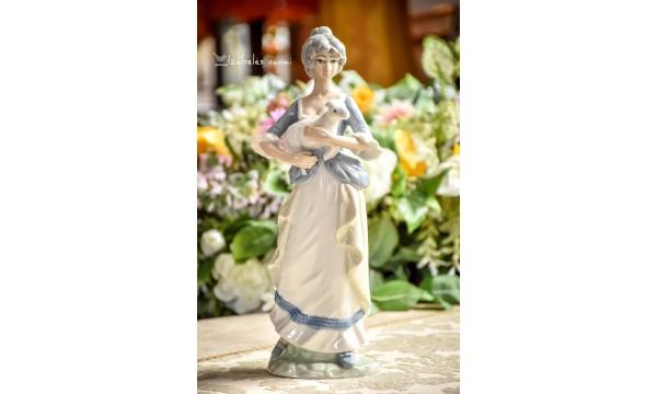 TENGRA ispaniško porceliano statula