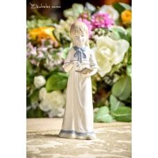 VOKIŠKO porceliano statulėlė