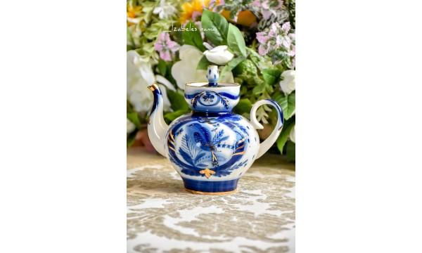 LFZ rusiško porceliano arbatinukas