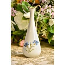 HACKEFORS balto švediško porceliano vazelė