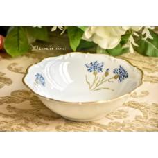 HACKEFORS balto švediško porceliano dubenėlis