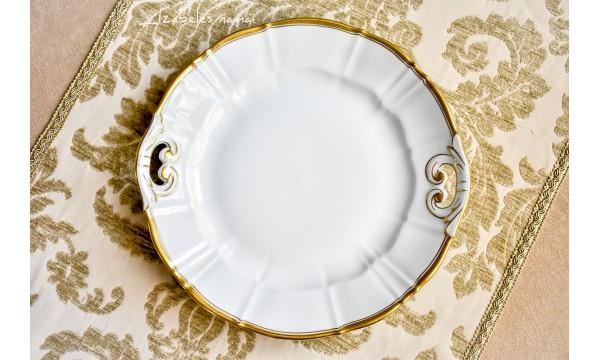 B&G COPENHAGEN PORCELAIN daniško porceliano padėklas