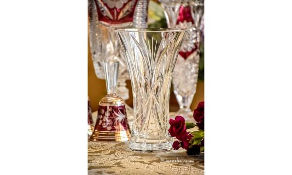 VOKIŠKO krištolo vaza