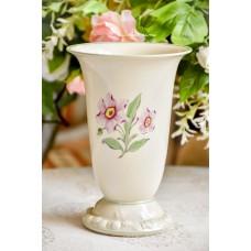HEINRICH švelniai kreminio porceliano vaza